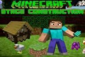 Minecraft Construction Stage Juego De Minecraft Gratis