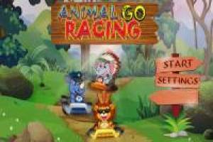 Animal Racing Go
