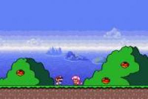 Super Mario World: The Crown´s Tale On Line