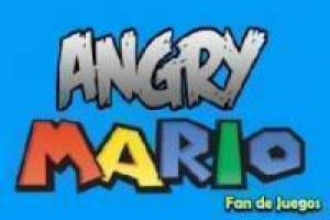 Cañones: Angry Mario