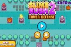 Tower Defense: Slime Rush
