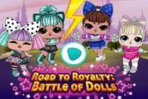 Road to Royalty Battle of the Dolls