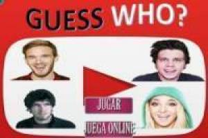 Guess Who? Youtubers