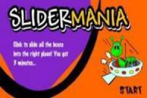 Slidermania: Rompecabezas