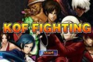 Luchas: King of Fighters