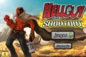 Hellboy shooter